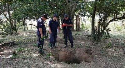 Macabro hallazgo: Encuentran muerta a una mujer dentro de un pozo