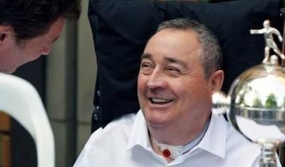 HOY / Hospitalizan al extécnico que llevó al Caldas a ganar la Copa Libertadores