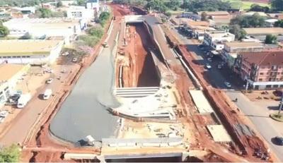 El carril internacional en la zona del multiviaducto se usaría desde agosto – Diario TNPRESS