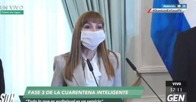 """Duras críticas contra ministra del Trabajo por """"mundo paralelo"""" en el que vive"""