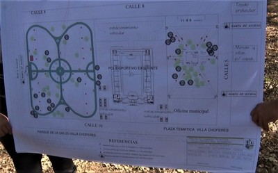 Invertirán G 1.582 millones para construir dos plazas en el distrito de Mariscal Estigarribia