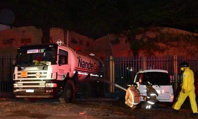 Explosión en Villa Elisa: Hermano de fallecido a terapia por traumatismo de tórax