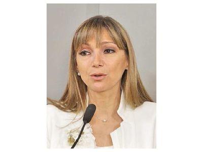 No prosperó proyecto  de interpelación a Carla Bacigalupo