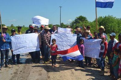Cuestionan informe del MOPC sobre reparación de caminos en Alto Paraguay