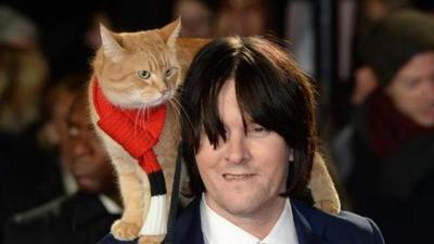 """Muere el felino que inspiró el libro """"Un gato callejero llamado Bob"""""""