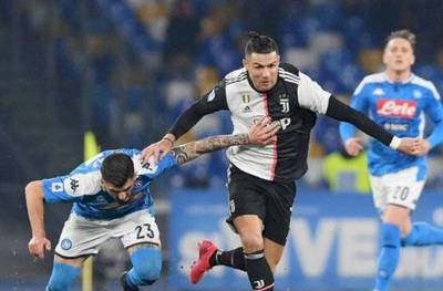 Juventus y Nápoli van por la Copa Italia