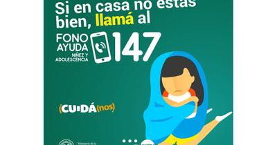 CUIDÁnos: Campaña por la protección de los niños, niñas y adolescentes durante la pandemia