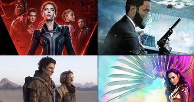 ¿Cuáles son las películas que esperamos este 2020?