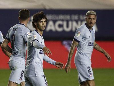 El Atlético y Joao Félix fulminan las dudas