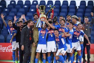 Napoli vence a Juventus y conquista la Copa Italia