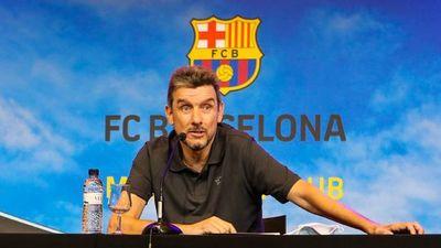 Miembro del cuerpo técnico del Barcelona anuncia que tiene ELA
