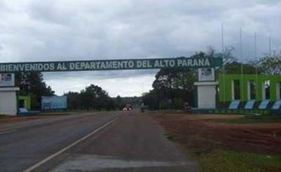 Tres nuevos contagios sin nexo en el Alto Paraná