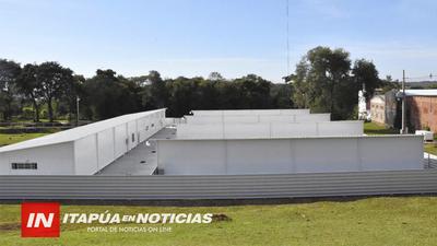 CULMINÓ LA CONSTRUCCIÓN DE ALBERGUE DENTRO DEL HOSPITAL DE IPS