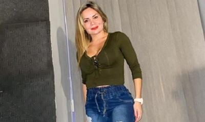 Dahiana Bresanovich luce nuevo tatuaje y lo muestra en video