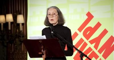 La poeta canadiense Anne Carson gana el premio Princesa de Asturias
