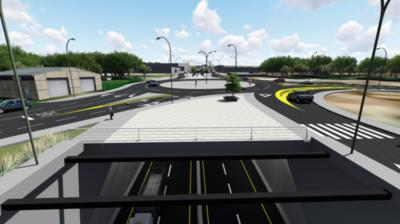 HOY / MOPC autoriza el inicio de las obras de mejoramiento vial en Acceso Sur