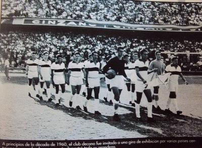 HOY / Olimpia vicecampeón de la primera Libertadores, en 1960