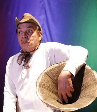 Emiten hoy especial del  actor Luis D' Oliveira