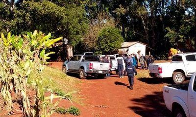 """Ubican en el Parque Nacional San Rafael la camioneta del agricultor """"raptado"""""""