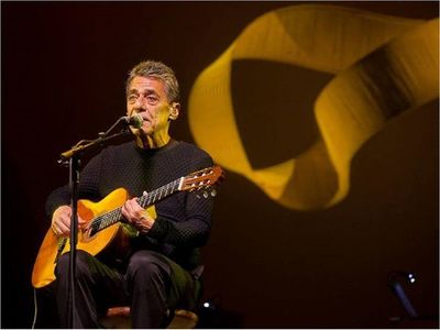 La canción más tocada de Chico Buarque es su versión de Yolanda