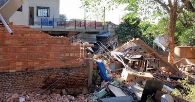 Muere en IPS segundo herido en explosión ocurrida en Villa Elisa