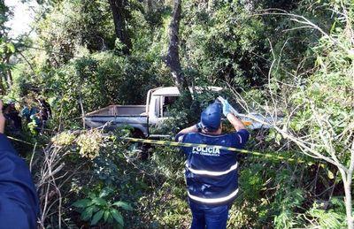 Localizan la camioneta del brasileño desaparecido en reserva San Rafael