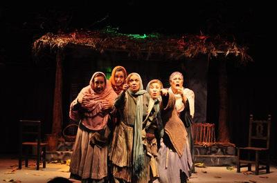 La obra teatral «Lasánimas» llega al ciclo cultural Nde Rógape