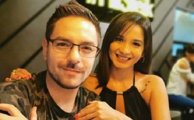 Mariela Bogado sorprendió a su marido