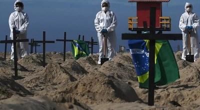 Francia teme una segunda ola de Covid-19 venida de Sudamérica