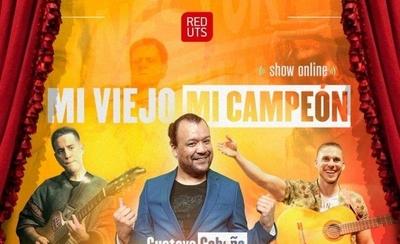 """HOY / Gustavo Cabaña y """"Los Caminantes"""", en espectáculo virtual en homenaje a los padres"""