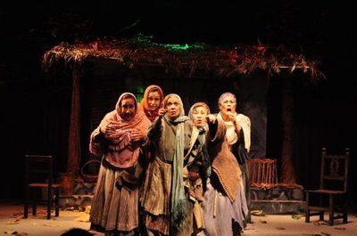 El ciclo cultural Nde Rógape ofrece una obra de teatro para esta noche