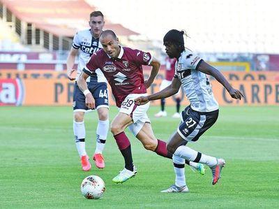 Torino y Parma empatan 1-1 en la reanudación de la Serie A