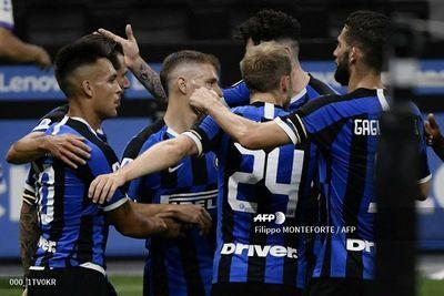 Triunfos de Inter y Atalanta en el regreso del fútbol a Lombardía