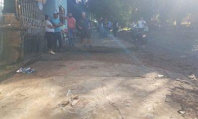Matan de un balazo a un joven en Remansito