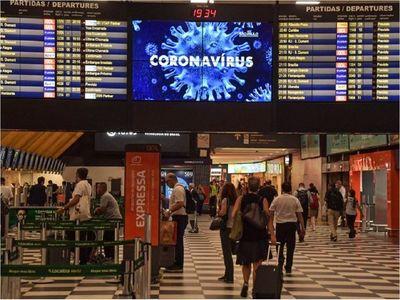 Brasil prorroga la restricción de entrada de extranjeros por 15 días