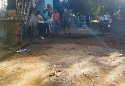 Joven es asesinado por su vecino en Ciudad del Este