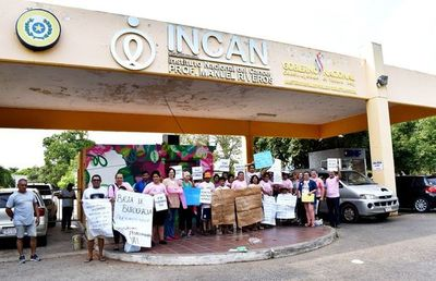Pacientes oncológicos se manifestarán frente al Ministerio de Salud en reclamo de medicamentos