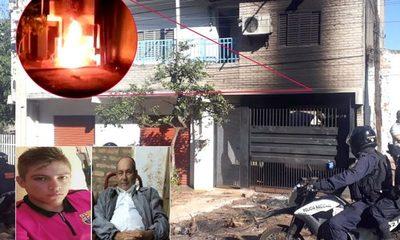 Lunático asesina de un balazo a vecino cuyo hijo jugaba en su vereda, en Bo. Remansito – Diario TNPRESS