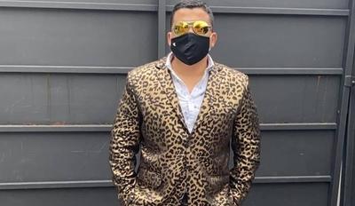 """HOY / 'Abogado Leopardo' admite que le gusta 'figuretear': """"El que me diga que no, está mintiendo"""""""