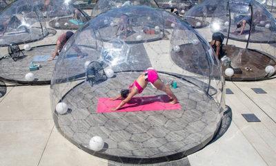 El yoga del futuro