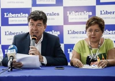 PRF respalda a Efraín Alegre: 'La Fiscalía se usa para perseguir a la oposición'
