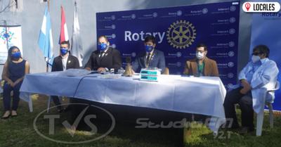 Rotary Club Norte entregó insumos al Hospital Regional de Encarnación