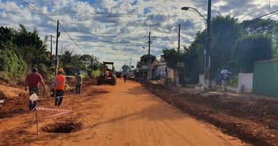 Avenida de la Victoria: obras en tramo 1 avanzaron un 70%