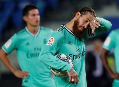 Ramos no sufre lesión ósea