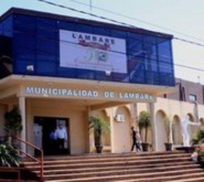 Funcionaria de Municipalidad de Lambaré con covid-19