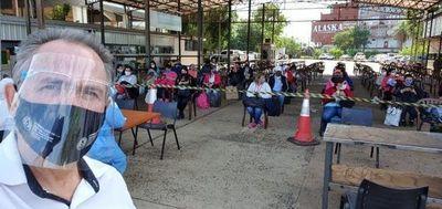 Arribó ómnibus con compatriotas desde argentina a Itapúa