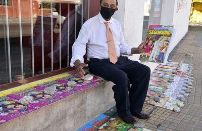 Don Félix, el vendedor de libros