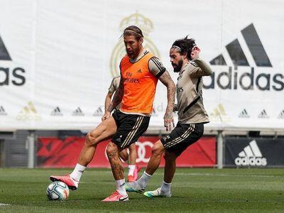 Isco regresa a una convocatoria con Ramos y Hazard