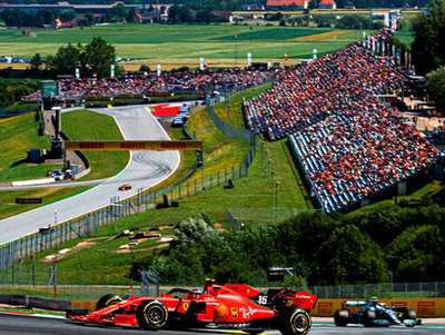 Planean hasta 12.000 pruebas de Covid-19 durante carreras de F1