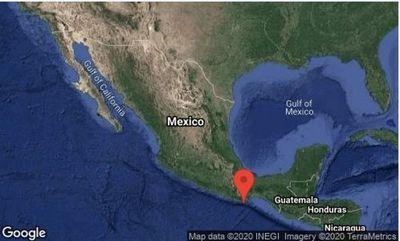 Terremoto de magnitud 7,5 en Ciudad de México
